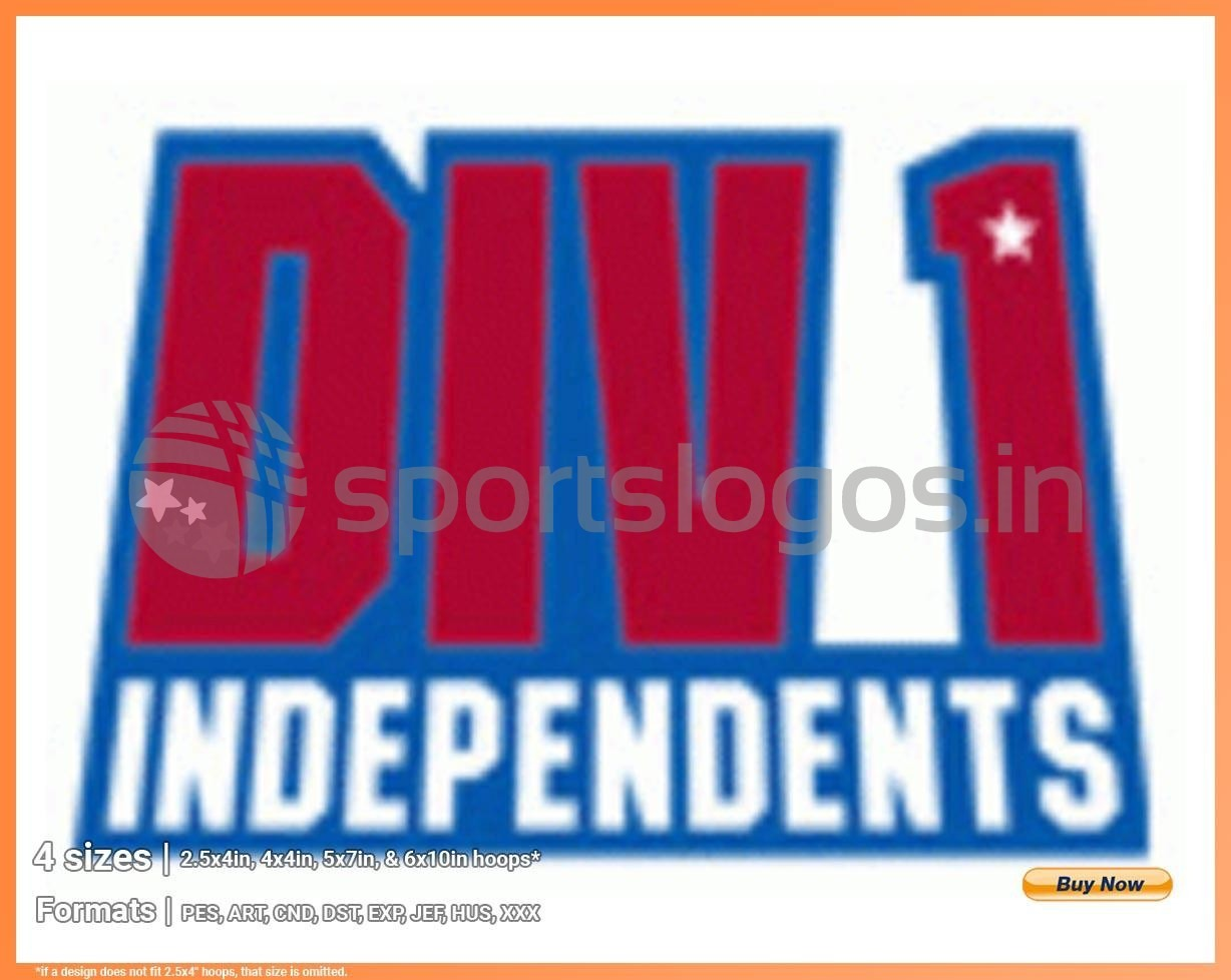 Ivy League - College Sports Embroidery Logo in 4 sizes ...