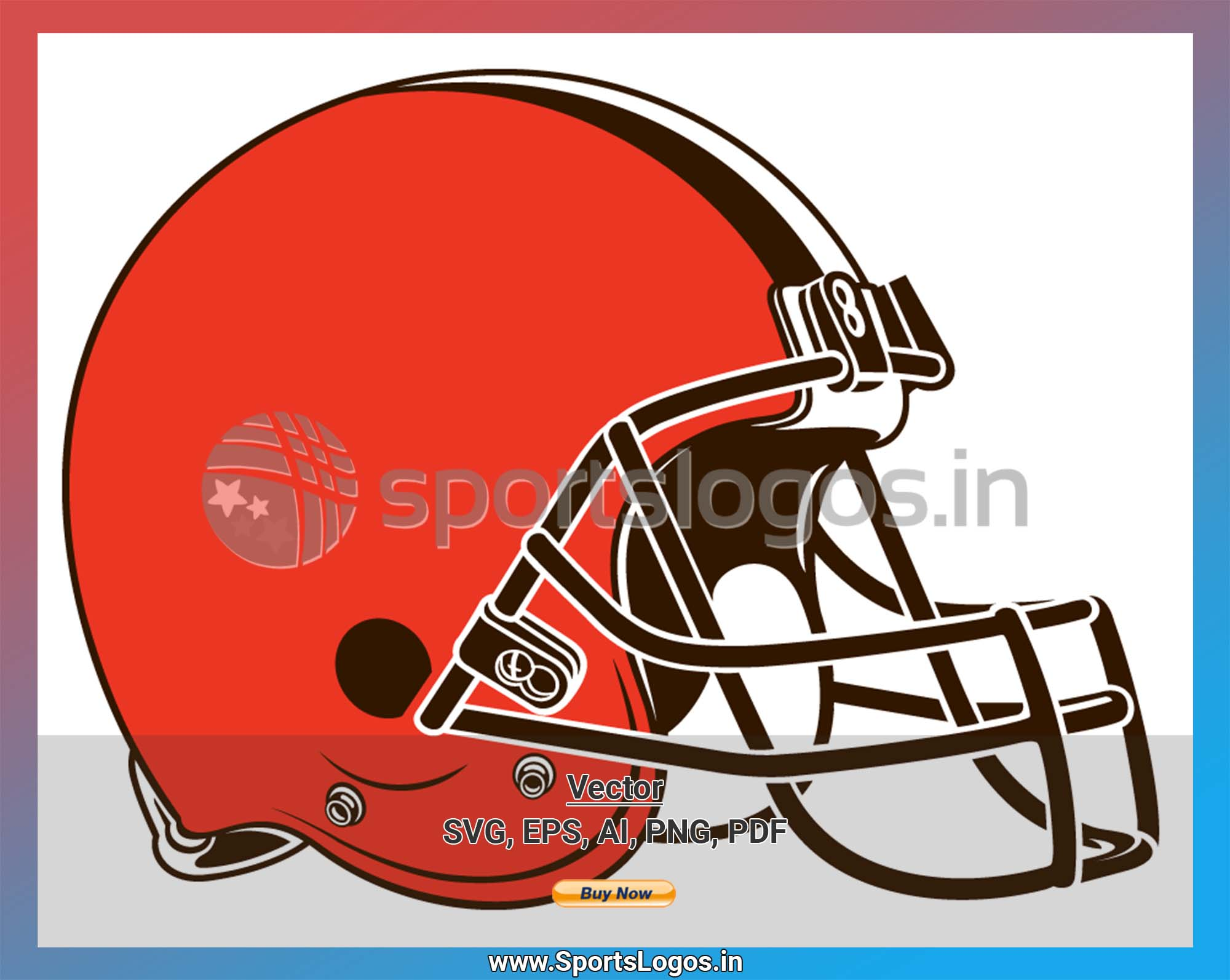 Cleveland Browns - Football Sports Vector SVG Logo in 5 ...